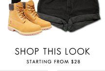 Tomboy-ish fashion