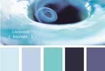 Colors I love / by Gigi Bender