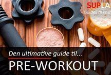 Kosttilskud guides / Her samler vi de største og bedste guides til kosttilskud. Alle de populære kosttilskud som proteinpulver og pre-workout bliver samlet, så du kan læse alt om dem og finde de bedste produkter.