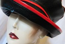 c - rain hat, rainhats, woman rain days in city and country, holidays and travel crusing headgear / rain hat, rain hats, elegante woman, rain days in city and country, rain holidays and travel crusing - rain season headgear to order - handmade - seam - France http://www.mathe-hb.com