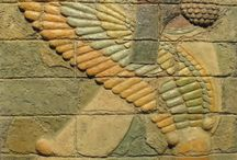 Reliefs inspired by art history. / ..can also see my work in: