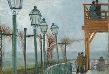 Van Gogh / by Fletcher Bishop