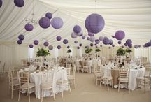 Wedding : Purple theme