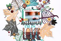 Inspiración Layout Scrapbooking / ideas layout scrapbooking