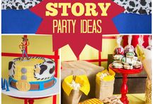 Woody toy story party