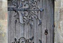 Old doors / De mooiste oude deuren