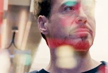 Iron Man/ Robert Downey Jr.