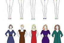 Silhouet en lichaamsvorm