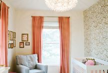 Nursery Ideas / Decorating Your Nursery