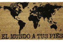 Felpudos Originales / Original Doormats