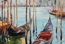 венеция картины