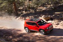 """2015 Jeep Renegade / Nuova Jeep Renegade Trailhawk: la versione più estrema della gamma Jeep, pensata per gli amanti del fuoristrada. """"Una Jeep nata per essere una jeep""""."""