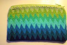 crochet - tapestry
