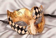 Art - Masks / by Judy McKay