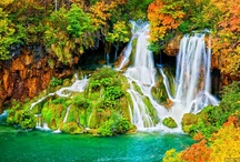 wodospady waterfalls / wodospady waterfalls