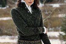 Norwegian Sweaters / by Liv Perschon