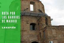 Maravillas de Madrid / Lugares para conocer en Madrid