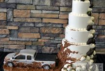 Cakes & Confections / by Christina Sterling