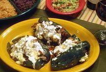 A taste of Texas / Food that make happy Texans!