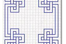 geometriksel süslemeler