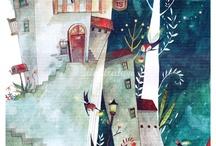 illustration art for kids