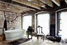 Bathrooms / by Julia Jones