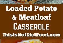Meatloaf Casserole