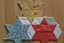 EPP - English Paper Piecing / This timeless technique can be modern too! Time to get your hand sew on!