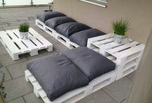 Muebles de palés