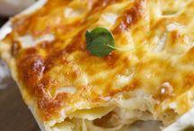 Pates lasagnes