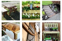 Pallet projects / Made from pallet wood