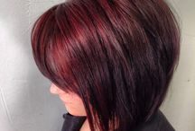 RED & COPPER Haircolor