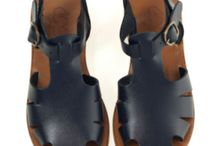 Samphire / Children's sandals from our sister brand, Samphire
