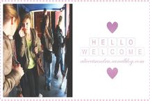 ♥ Alice et Sandra ♥ / Alice & Sandra, c'est le blog de 2 jeunes filles créatives, fan avant tout de mode, mais également intéressées par divers sujets comme la beauté, les voyages, l'art, les tendances qui font le buzz... //////////////////////////// Alice & Sandra is a blog created by 2 creative young women, in love with fashion and interested in beauty, traveling, Art, trends...    http://aliceetsandra.canalblog.com/