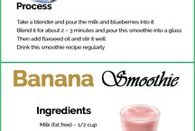 Smoothie Recipes Stuff like that
