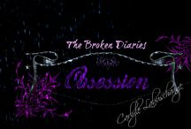 The Broken Diaries  / The Broken Trilogy Spin off series  (short stories)