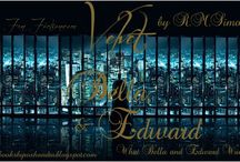 Story Banner's for Roshandra's FAVS / I wanted to share a place here for BANNERS for Fan Fiction my own and those i love to read on F F and TWCS   Roshandra warmly writing on... / by Roshandra Simone