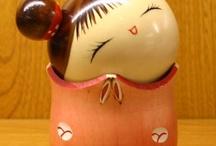 Kokeshi nuket