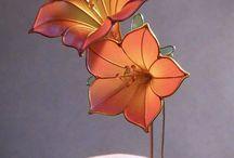 Жидкий цветок
