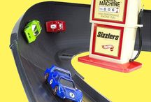 HOT WHEELS / JEFF COLLECTS ALL OF THEM / by Jeffrey N Kimberly Davidson