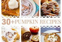Pumpkin Spice is Everything Nice / I may not obsess over the PSLs like half the planet, but I do love me some pumpkin spice treats.