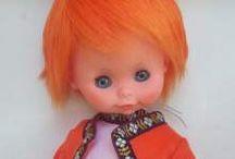 bambola vintage