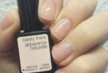 Barely There / Do you dare to go bare?  / by SensatioNail