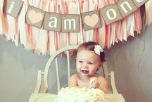 1 歳の誕生日