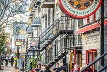 Montreal / Vad att se, äta,  göra