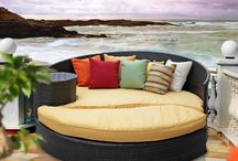 Outdoor Furniture / Furniture to relax outdoors in. / by Elizabeth Ray