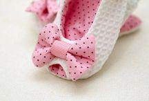 sapatos de meninas
