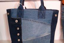 Dongeri gjenbruk - jeans redesign