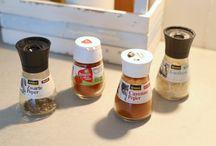 Olie met kruiden