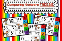 Math-comparing numbers